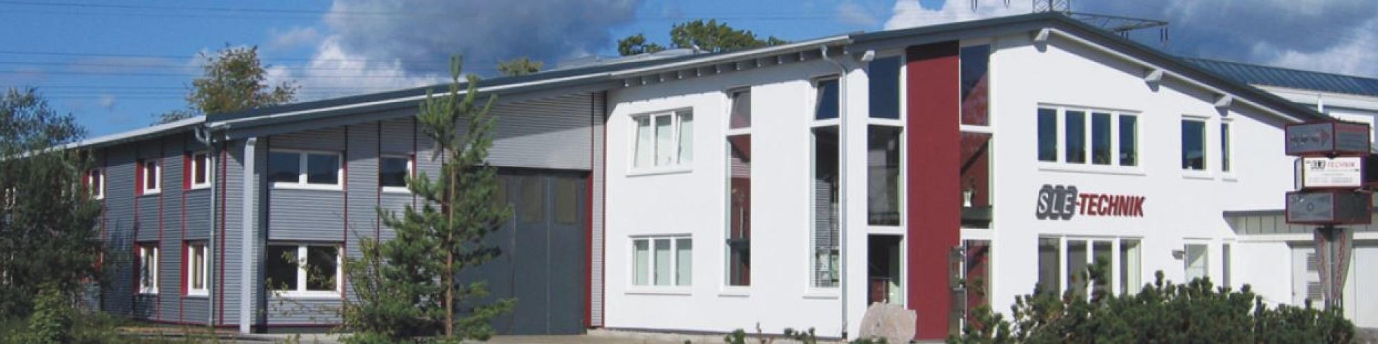 SLE-Technik Laserschneiden & Blechverarbeitung GmbH