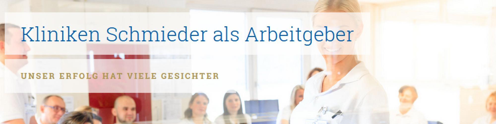 Kliniken Schmieder Stiftung + Co. KG