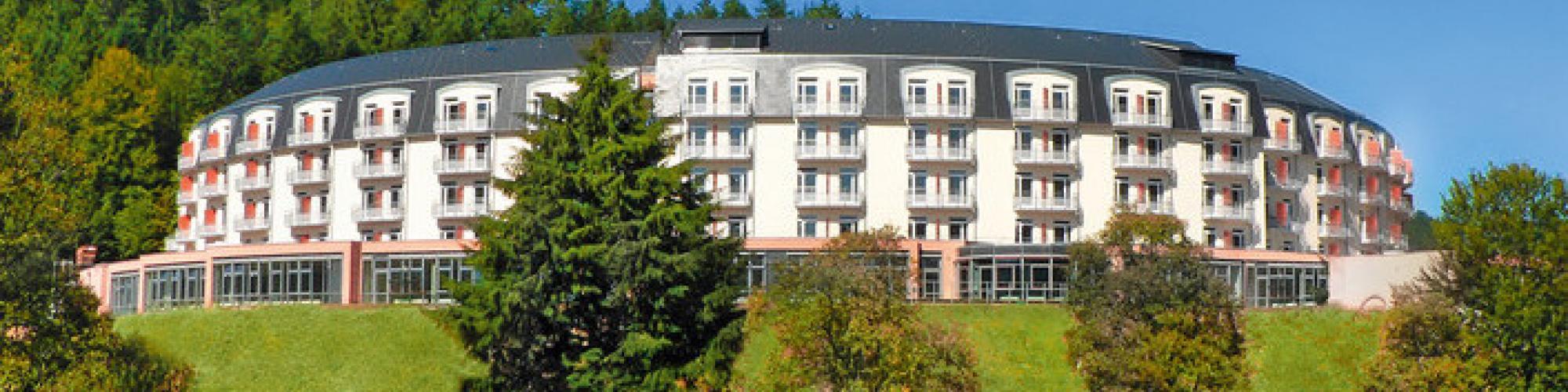 Reha-Zentrum Todtmoos Klinik Wehrawald