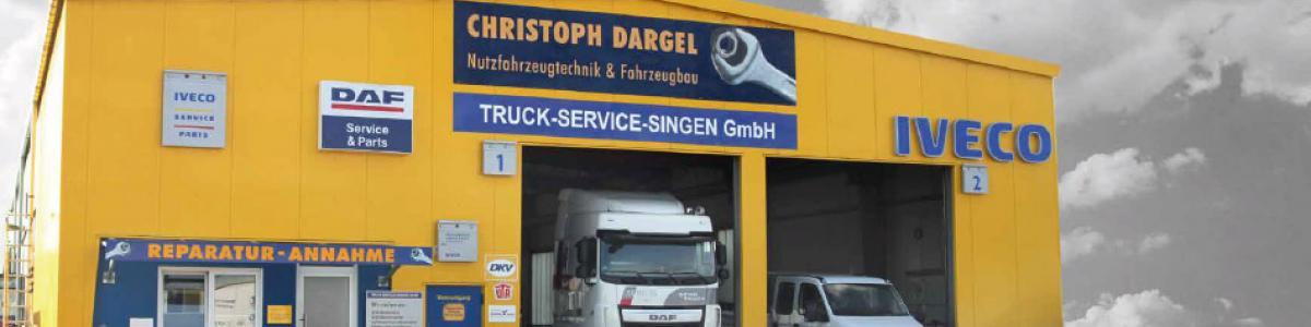 TRUCK-SERVICE-SINGEN GmbH cover