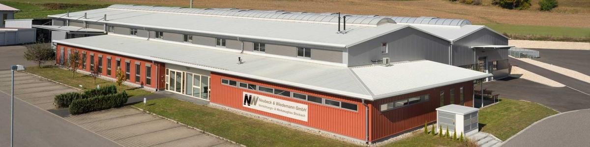 Neubeck & Wiedemann GmbH cover