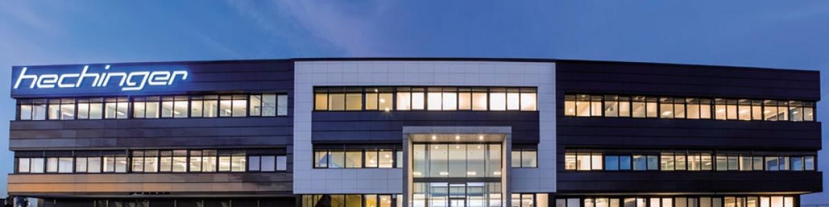 Helmut Hechinger GmbH & Co. KG cover