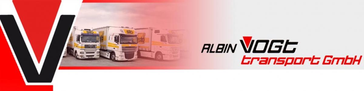 Albin Vogt Transport GmbH cover